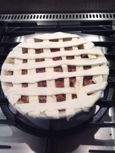 A lattice top makes it a bit lighter