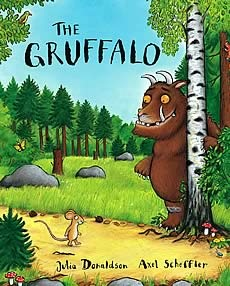 Stroll into the deep, dark wood to discover the Gruffalo
