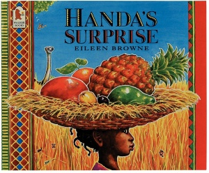 Love the illustrations in this story and all the delicious fruits!